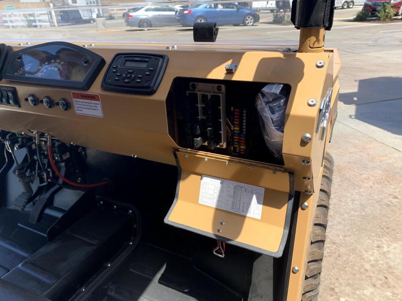 NEW 2021 Tuatara E1000 Gas UTV Utility Side-by-Side (UTV)