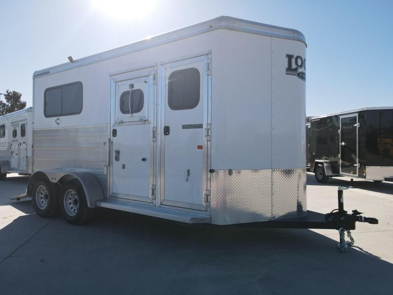2021 Logan Coach bullseye 2 horse