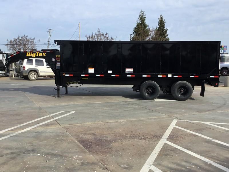 New 2020 Big Tex 25DU-20 8x20 25K GVW Dump Trailer
