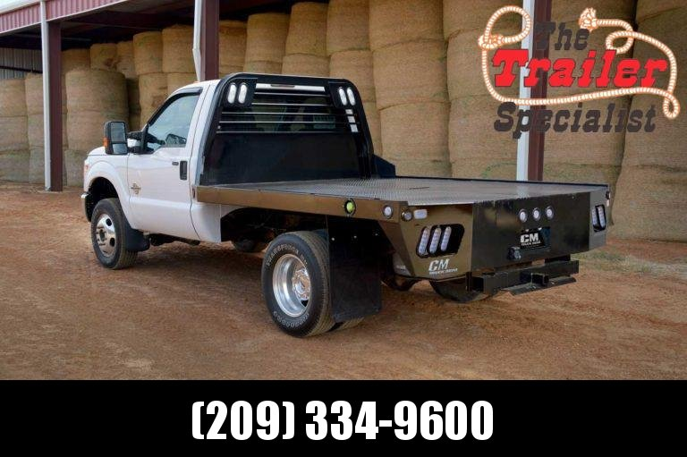 NEW 2021 CM Truck Beds SS 8'6/84/56/38 Truck Bed