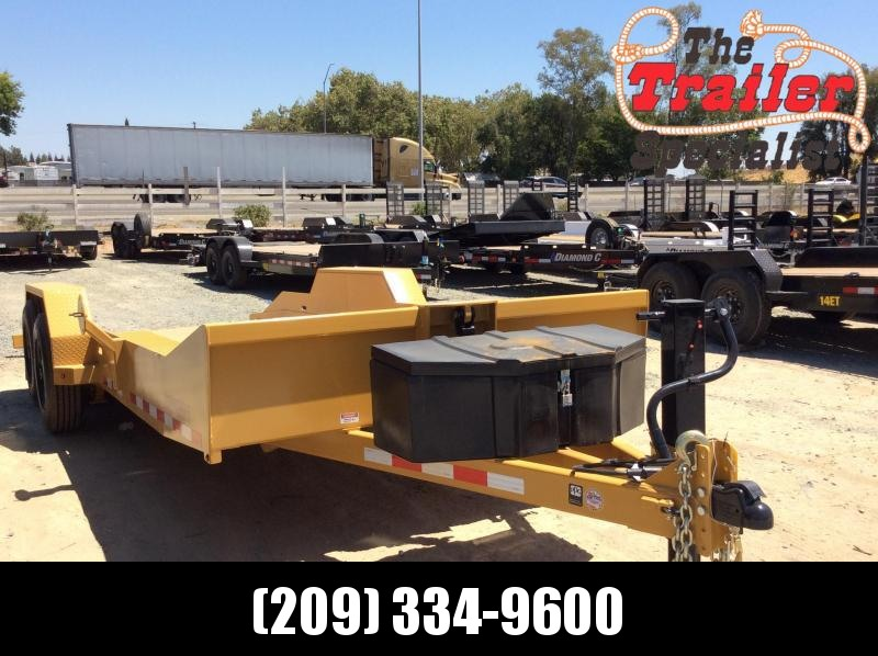 NEW 2020 Midsota SL-20 Equipment Trailer