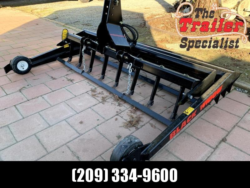 NEW 2021 Black Widow 7000 7' Arena Groomer Attachment
