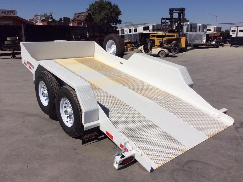 NEW 2020 Midsota SL-14 Equipment Trailer