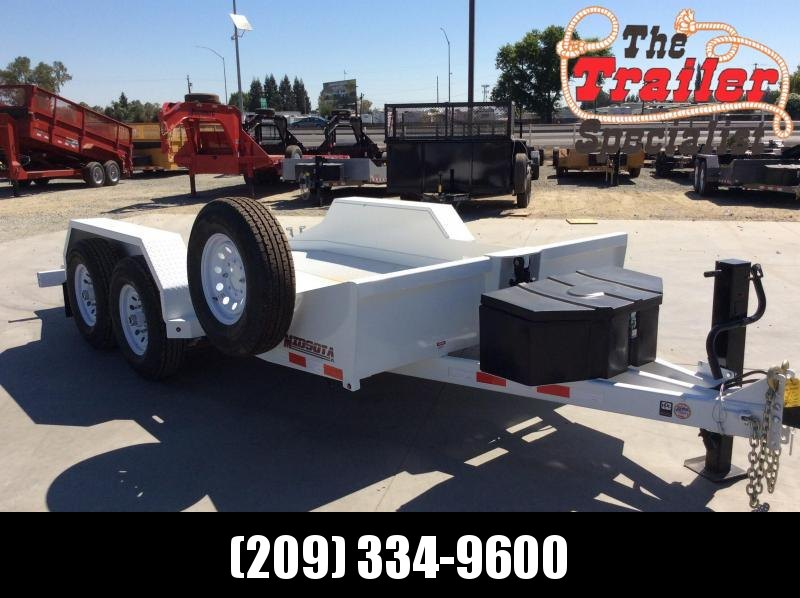 NEW 2020 Midsota SL-14 Equipment Trailer