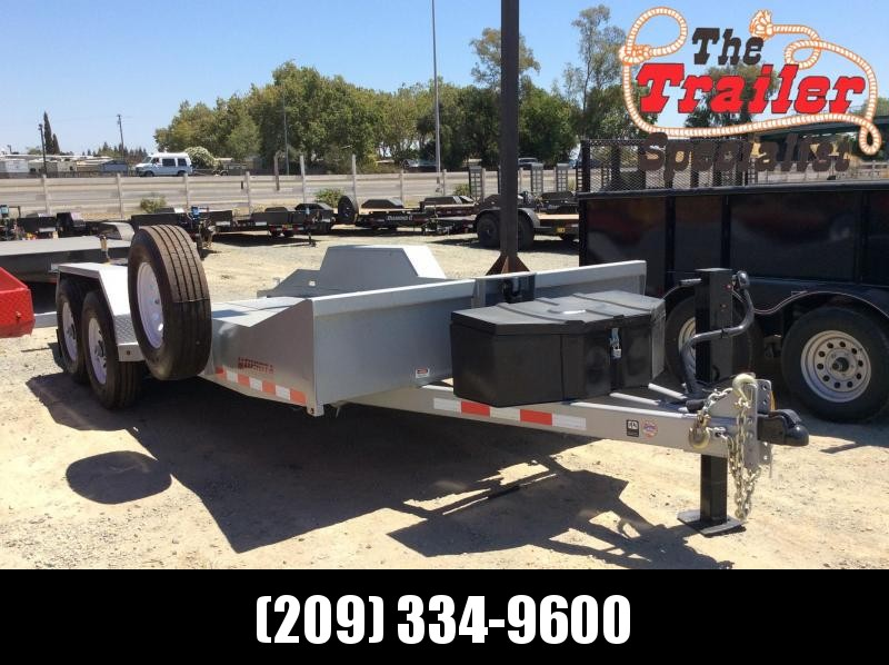 NEW 2020 Midsota SL-18 Equipment Trailer