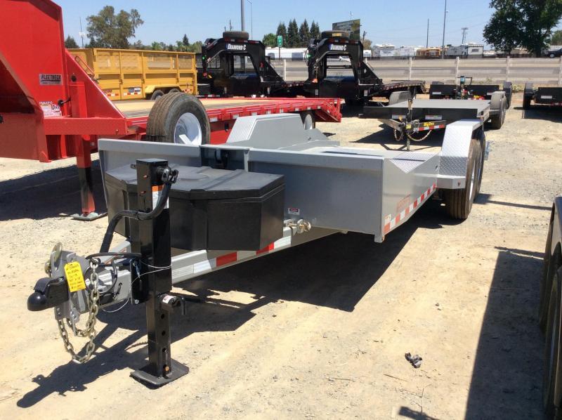 NEW 2020 Midsota SL-18 Equipment Trailer
