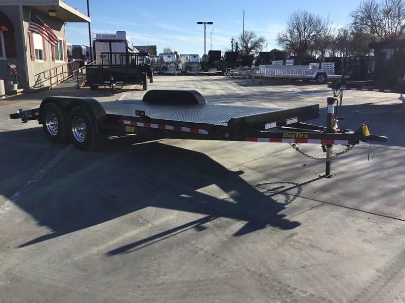 New 2019 Big Tex 10DM-18 7x18 10K Car / Racing Trailer