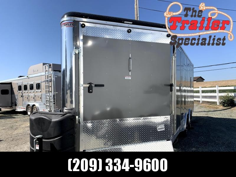 NEW 2021 Mirage Trailers Xtreme Sport 8.5 x 24 9990k GVW Enclosed Cargo Trailer