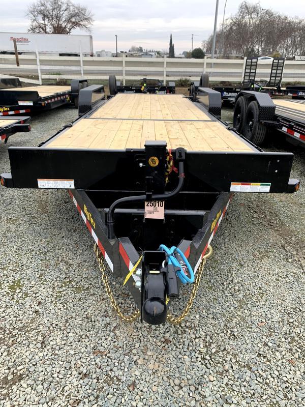 New 2020 Big Tex 14TL-24 80' x 24' 14k GVW Tilt Equipment Trailer