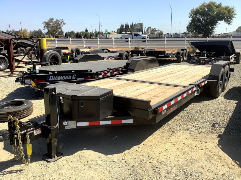 NEW 2021 Midsota TB-22 7 x 22 15400 GVW Equipment Trailer
