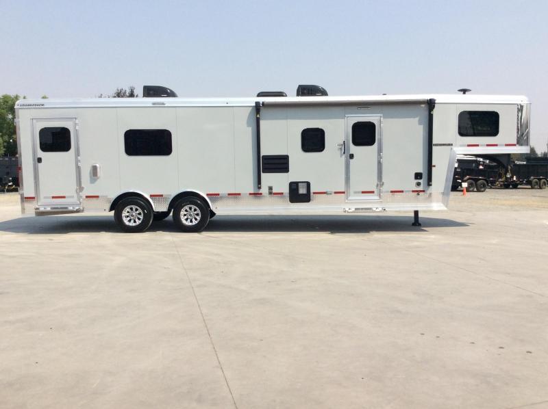 2020 Logan Coach Sport Hauler 16' GN 12x12 Open Car / Racing Trailer