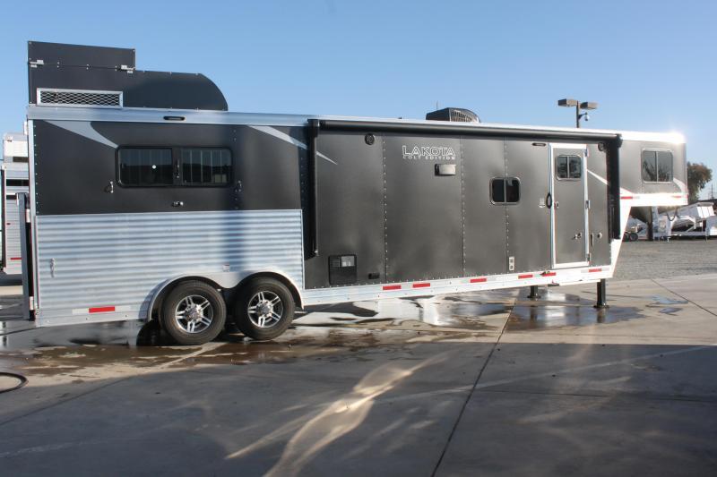 NEW 2021 Lakota AC8 3H 8' Wide Colt 13' LQ Horse Trailer