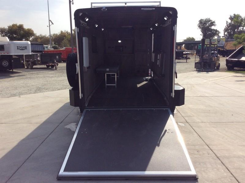 NEW 2020 Logan Coach Expedition Package Enclosed Cargo Trailer