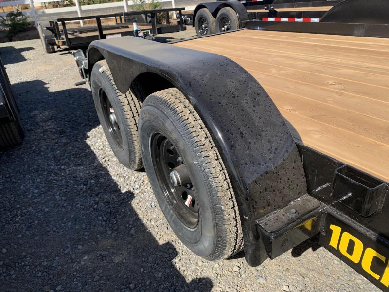 NEW 2022 Big Tex Trailers 10CH-16 7' x 16 9990 GVW Car / Racing Trailer
