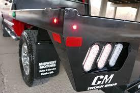 NEW 2019 CM SS 8'6/84/58/42 Truck Bed