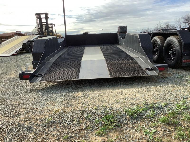 NEW 2021 Midsota SL-14 80' x 14' 15400 GVW Car / Racing Trailer