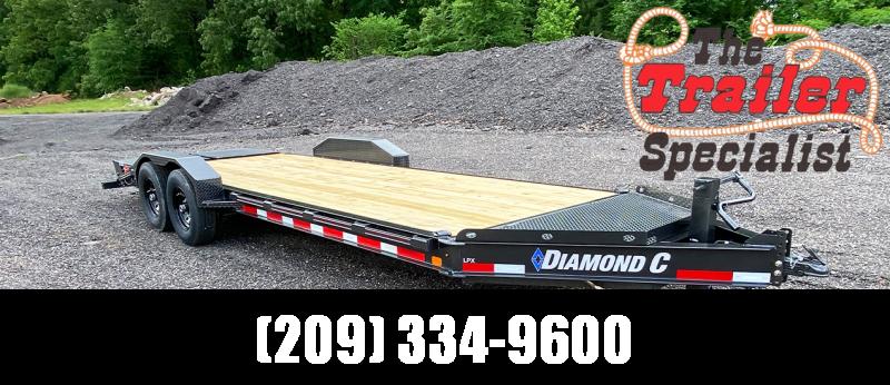 NEW 2021 Diamond C Trailers LPX207L 7' x 16' 14900 GVW Equipment Trailer *MORE PHOTOS COMING SOON*
