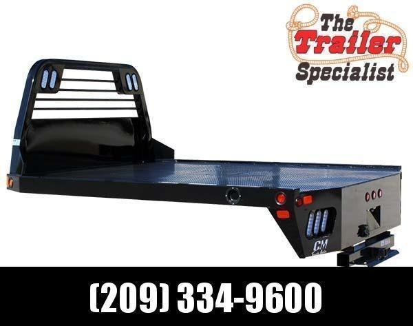 NEW 2021 CM Truck Beds SS 9'4/97/60/34SD Truck Bed