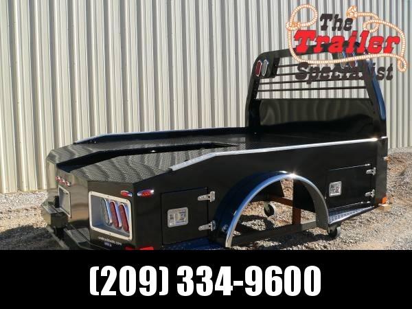 NEW 2016 CM ER 84/82/42/42 Truck Bed