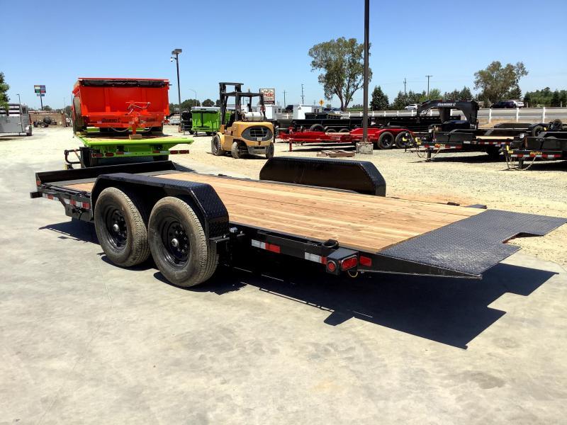 NEW 2021 Big Tex Trailers 14FT-18 7' x 18' 14000 GVW Equipment Trailer