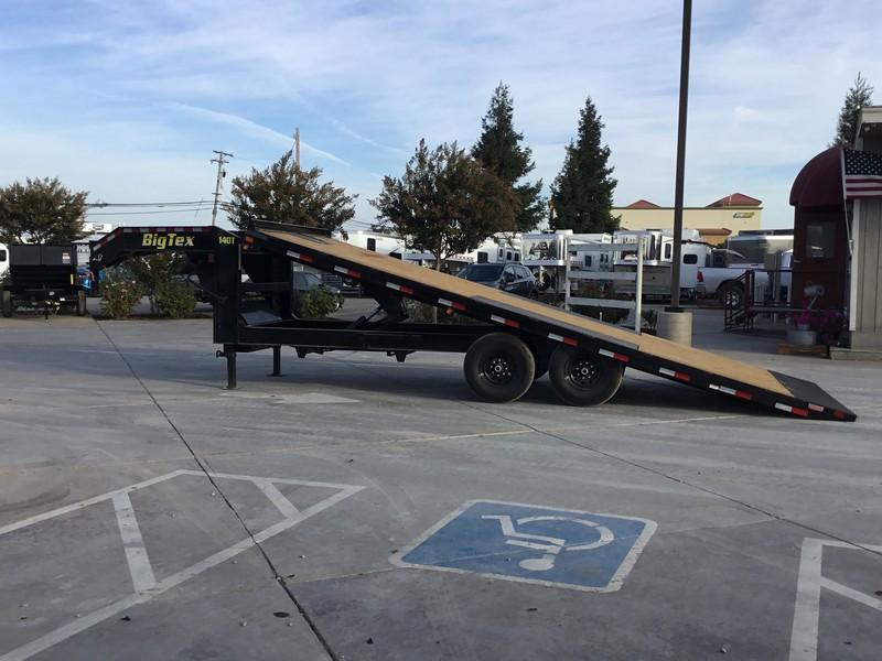 "NEW 2020 Big Tex 14OT-26GN 14k GVW  102"" x 26' Tilt Equipment Trailer"
