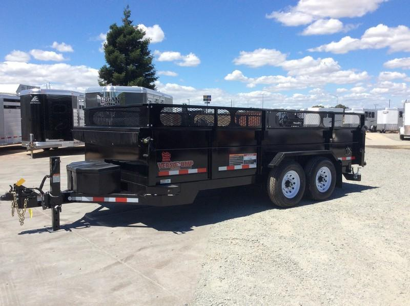 NEW 2020 Heavy Duty Midsota HV-16 Dump Trailer