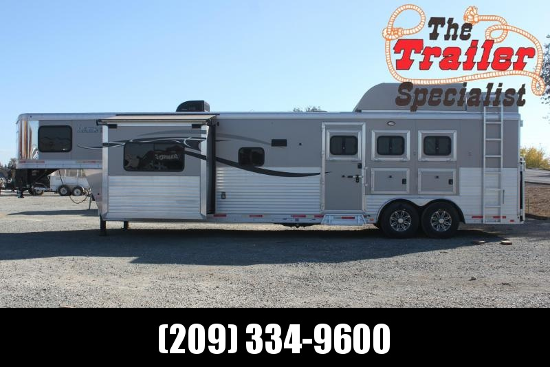 Pre-Owned 2014 Lakota 3H CHARGER LQ Horse Trailer
