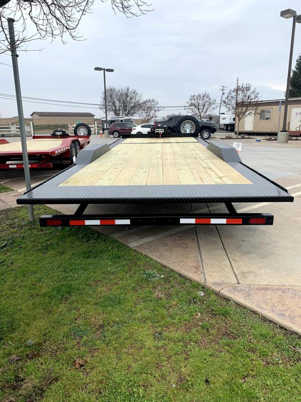 "NEW 2021 Midsota TBWB-24 102""' X 22' 17600 GVW Equipment Trailer"
