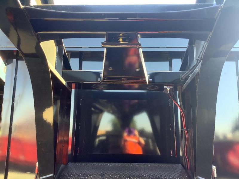 """NEW 2021 Diamond C Trailers WDT210L 96"""" x 20' 25k GVW Dump Trailer"""