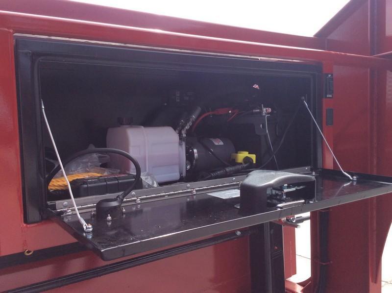 NEW 2020 Midsota Heavy Duty HV-16 GN Dump Trailer