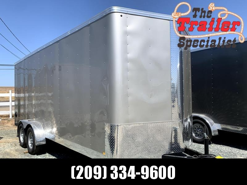 2021 Mirage Trailers Xpres 7' x 18' 7K Enclosed Cargo Trailer
