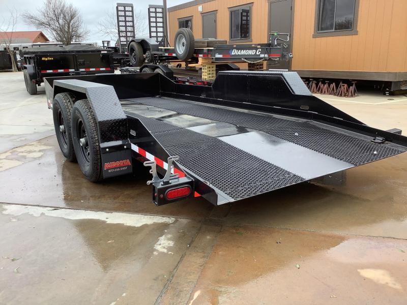 NEW 2021 Midsota SL-16 80' x 16' 15400 GVW Car / Racing Trailer