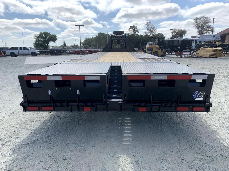 "NEW 2021 Diamond C Trailers FMAX216-L 32' X 102"" 30000 GVWR Equipment Trailer"