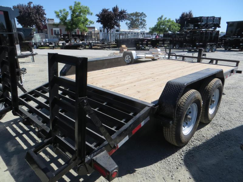 NEW 2020 Big Tex 14ET-16KR 14k 7x16 Equipment Trailer