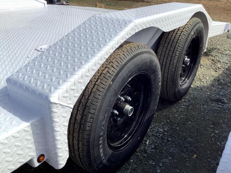 "NEW 2021 Diamond C Trailers GSF235L 18' x 83"" Car / Racing Trailer"