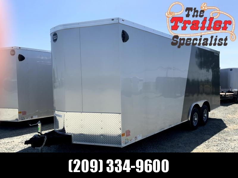 NEW 2021 Wells Cargo Road Force 8.5' x 20' 9990 GVW Enclosed Cargo Trailer