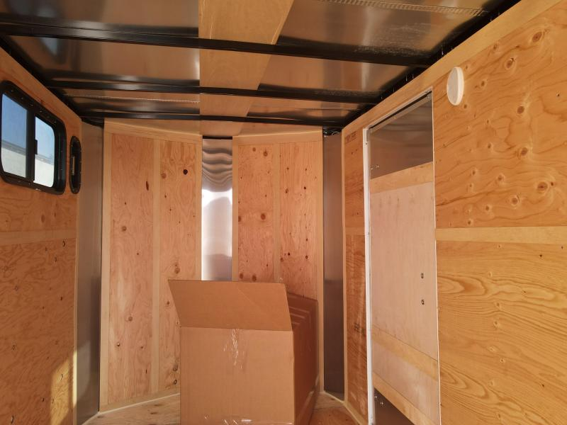 NEW 2021 Mirage Trailers XPS612SA Enclosed Cargo Trailer