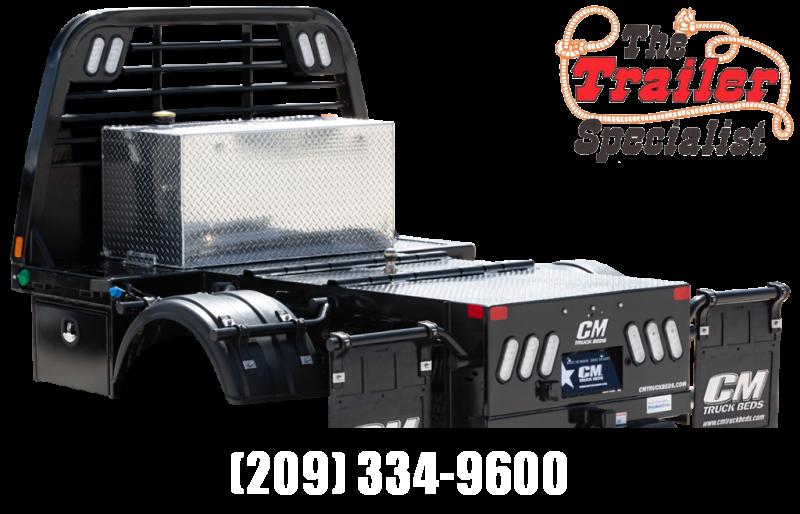 NEW 2021 CM Truck Beds HS 8'6/84/58/34 SD 2FTB Truck Bed