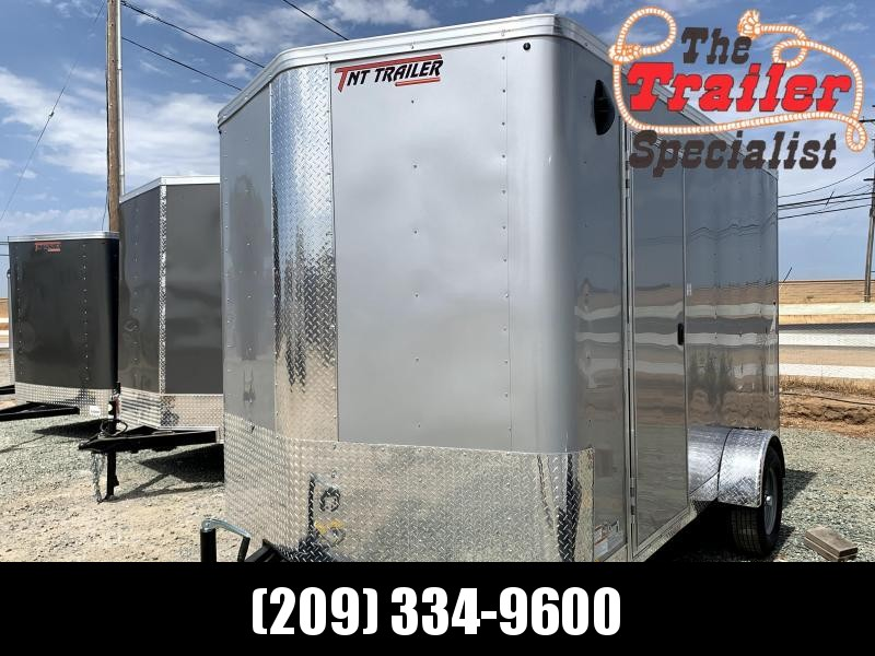 NEW 2021 Mirage Trailers Xpres 7 x 12 3500 GVW Enclosed Cargo Trailer