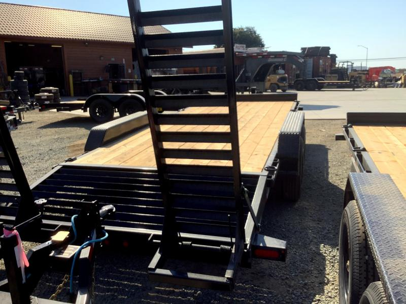 "NEW 2022 Big Tex Trailers 10FT-16 80"" x 16' 9990 GVW Equipment Trailer"