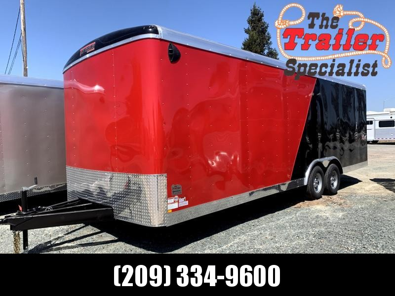 NEW 2021 Mirage Trailers XCEL 8.524TA3 Enclosed Cargo Trailer