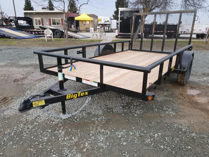 NEW 2021 Big Tex 35SA-12 6.5' x 12' 2995 GVW Utility Trailer