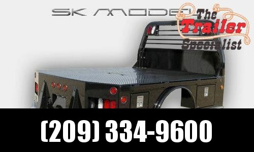 NEW 2019 CM SK2 Truck Bed 8'6x97x58x42 Truck Bed