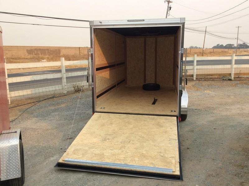 NEW 2021 Wells Cargo RFV714T2 Enclosed Cargo Trailer