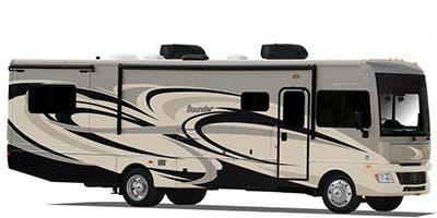 2014 Fleetwood RV BOUNDER 36H