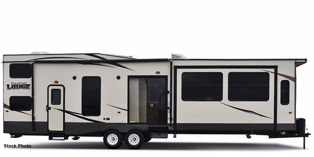 2016 Forest River, Inc. WILDWOOD 395FK LTD
