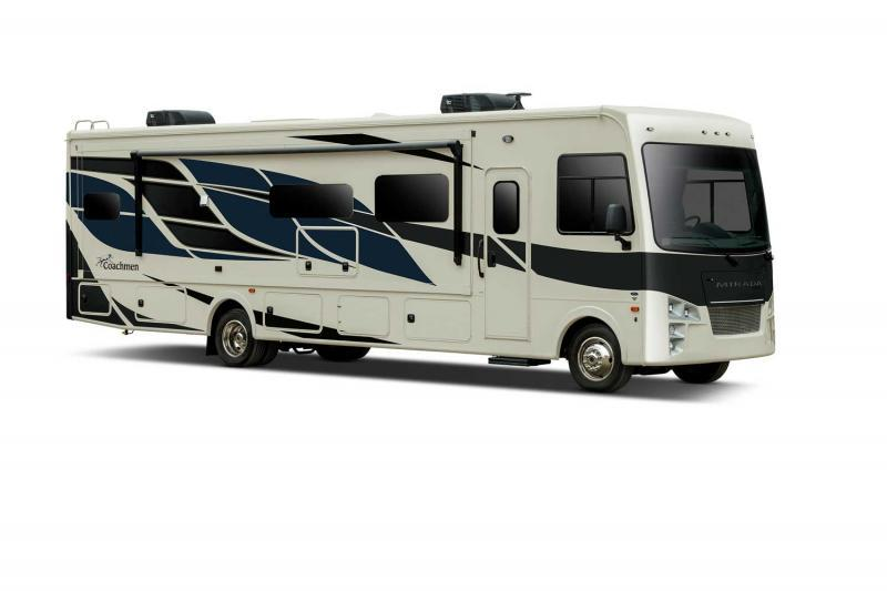 2021 Coachmen MIRADA 35ES