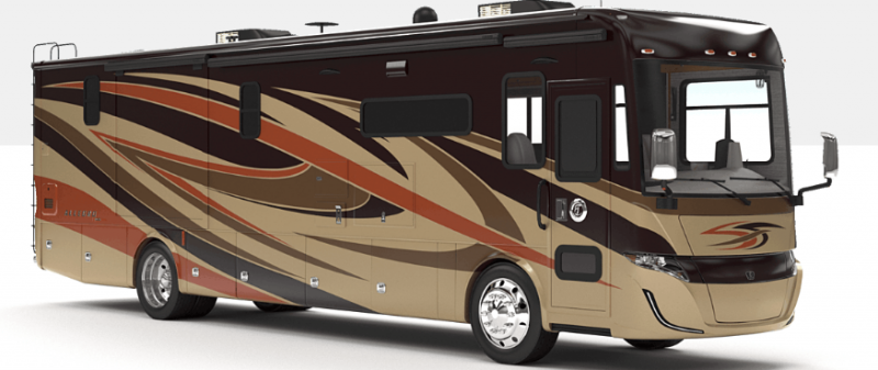 2021 Tiffin Motorhomes ALLEGRO RED 33 AL