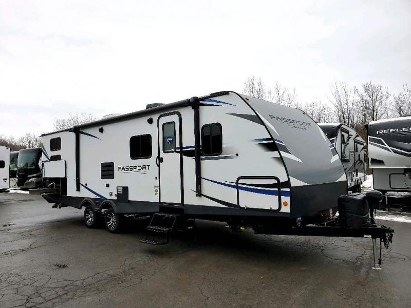 2020 Keystone RV PASSPORT SL SERIES 292BH