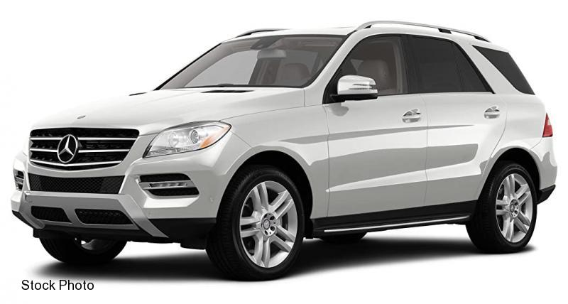 2013 MERCEDES BENZ ML 350